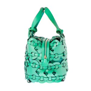 Bowling bag Otto green by Conceria