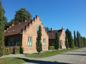 Dutch Houses New Garden Potsdam