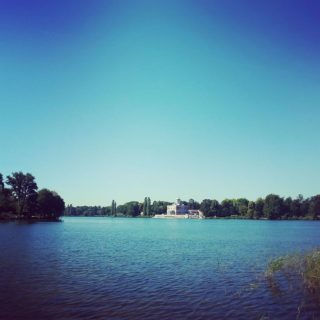 Berlins' leisure time spots: Heiliger See Potsdam