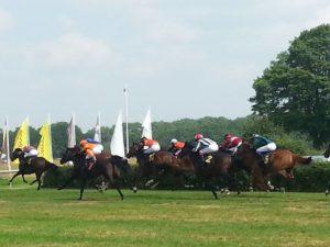 Horse Race Hoppegarten