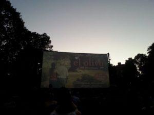Open Air Cinema Berlin Kreuzberg
