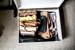 Alex Bender handbag collection picture by Jules Villbrandt