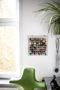 Alex Bender Studio picture by Jules Villbrandt