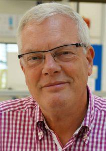 Stahl Campus Manager Frans van den Heuvel