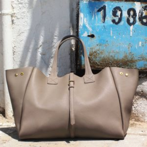 Revolutionary Bag grey by Italian for Italy
