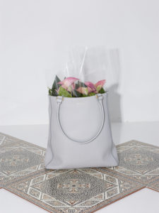 SO LONG Bag lightgrey - Stiebich & Rieth