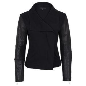 Leather Jacket Deepmello