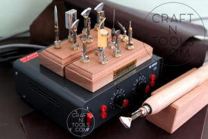 Electric Creasing & Edging Machine sold by CraftnTools