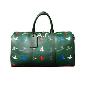 Weekender Bags: Birds of Feathers Bag n4 - VERY TROUBLED CHILD