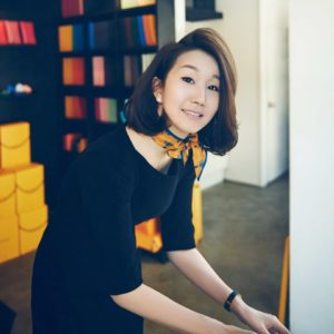 Fibreno Leather Goods: Designer and Founder Iris LIm