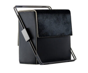Lautem handmade handbags_Igot rhythm pure black