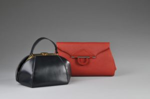 German Leather Museum_Deutsches Ledermuseum_ Handbags Goldpfeil 1935 and Rieth&Kopp 1936_©DLM:C.Perl-Appl