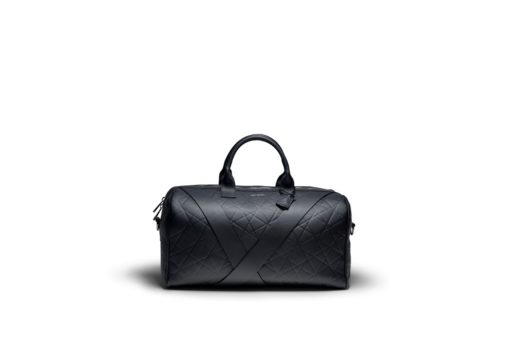 luxury men's bags_weekender travel bag blackDeabreu