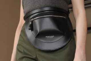 belt bags_apron belt bag black