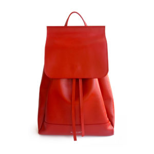 belt bags_backpack maryand red