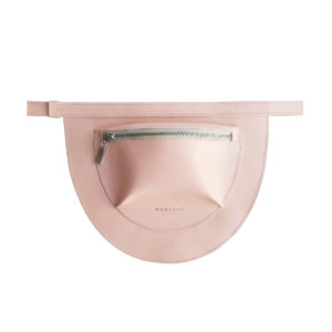 belt bags_maryand-apron belt bag pink