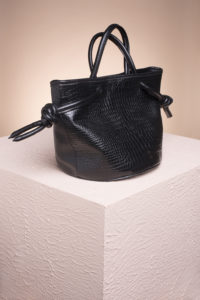 crossbody bags_bucket plus bag_StoneBlack__Ruigrok van der Werven