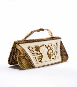 vintage bags_leather clutch_Tassenmuseum Hendrikje
