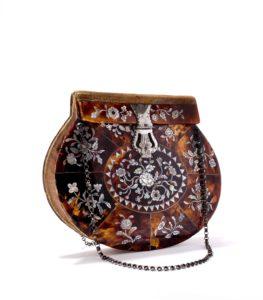 vintage bags_tortoise leather bag_Tassenmuseum Hendrikje