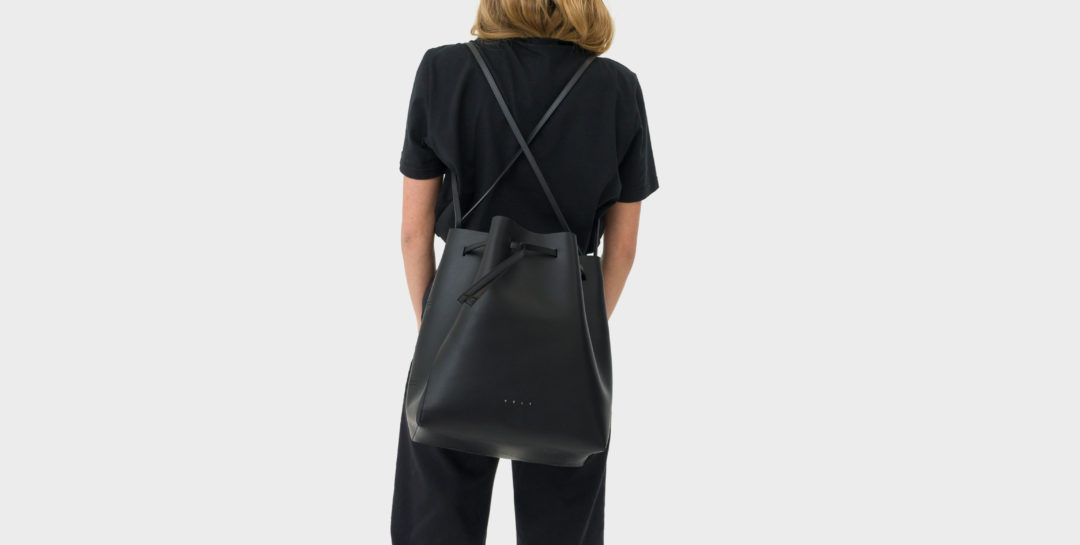 Ladies' Bags_Bucket Bag VELT_black