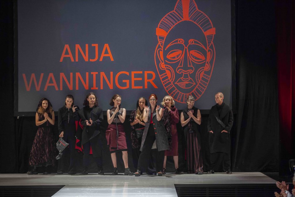 Graduation collection by Anja Wanninger_final presentation