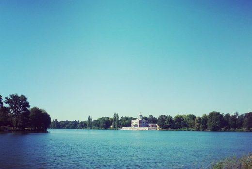 Berlins' leisure time spots: Heiliger See Potsdam