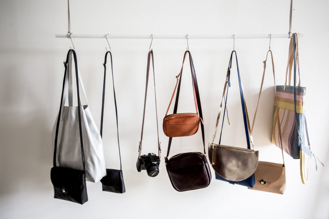 Alex Bender handbags: Handbags manufactured byAlex Bender picture by Jules Villbrandt