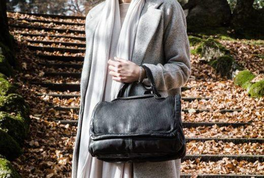 Handmade Handbags: Leather Bag Reptile's House