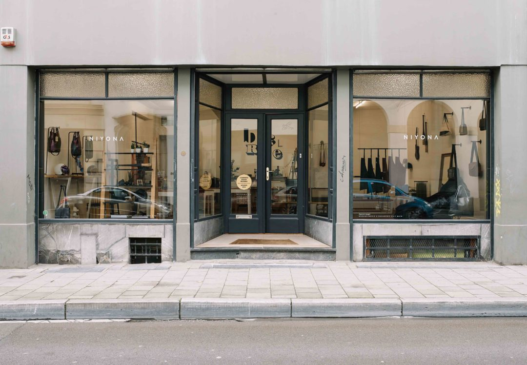 leather design studio_niyona_store_from outside_