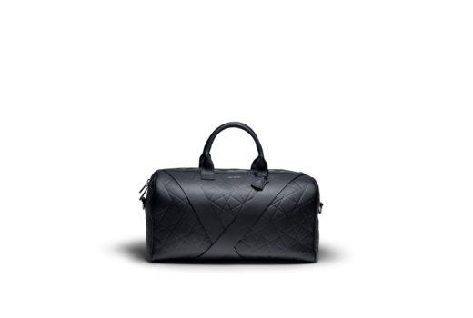 luxury men's bags_weekender travel bag blackDeabreu