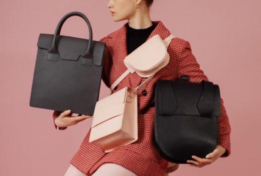 Handbag label_Gerrie Janssen Bag collection