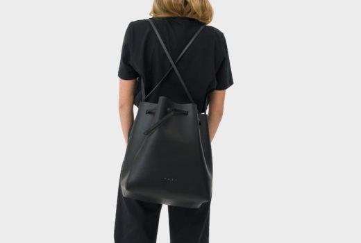 Ladies' Bags_Bucket Bag VELT_black