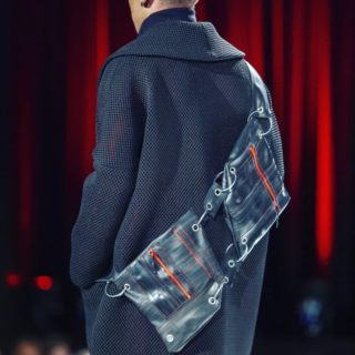Graduation Collection Anja Wanninger_Backpack_made by Lethaerbagsatge_Picture by Michael Bleeser
